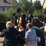 LVM Dressur Cup 2012 in Soest