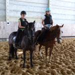 Stolze Reiter aus Luko