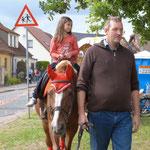 Herbstfest Pony Führen