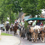 in Luko Ringreiten Parade