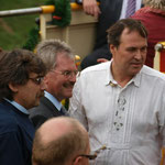 Pressefoto mit Christian Schuller (FROWOS), Landesrat Karl Wilfing und Obmann Alfred Jirout (vlnr)