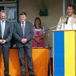 Vereinsobmann Alfred Jirout heißt die Ehrengäste und Gäste Herzlich Willkommen!