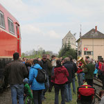 Ankunft in Dobermannsdorf