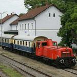 Mistelbach Lokalbahnhof                                        (c) Thomas Schneider
