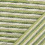 Streifen grün - creme