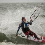 Semaine 39 : Braver le vent, le sable qui vole, les embruns et les averses et ça donne ça ...