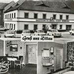 Zittau, Gaststätte Hotel Stadt Rumburg 1983