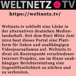 Weltnetz-TV