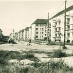 1963 - Lübbenau, Straße der Einheit