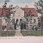 1905-Burg-Gasthof-zum-Spreewald-Fahrraeder