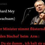 Reinhard Mey Sei wachsam - 1996