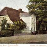 1912-Burg-Gasthof zum schwarzen Adler