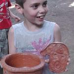 Terracotta: il ritiro