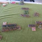 Die Waräger haben kehrt gemacht und die Normannen ringen immer noch.