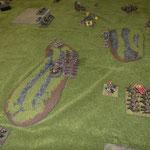Verlust der linken Flanke