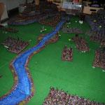 Die Schlacht der fünf Armeen