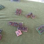 Die Normannen machen sich auf den langen Marsch zum Lager, die Waräger verlieren den Impact.