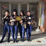 CHEEKY BUMPS☆