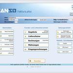 AZANSO Einfaches Buchhaltungsprogramm: Übersichtliche einfache Struktur