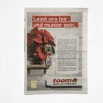 toom Leistungskampagne | Agentur: Scholz & Friends.