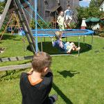 Urlaub auf dem Schneiderhof - ein Paradies für Kinder