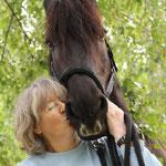 Gaby Koy und ihr Wytse - zwei die sich lieben ...