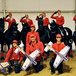 Apropos Pferd 2012 - wir waren schon ein tolles Team
