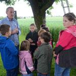 Familienexkursion ins Steinkauzrevier - Foto: Gerlinde Hoffmann