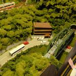 B3:箱根登山鉄道一の湯付近