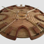 HADACO in cherry wood