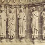 Cathédrale de Reims, Statues du Grand Portail
