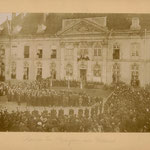 Hotel de ville de Toul, ancien Palais épiscopal