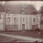 Le manoir du Colombier à Beaubray dans l' Eure, dans le Pays d'Ouche