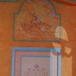 detail mur et porte