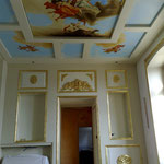 creation de boiseries et plafond peint