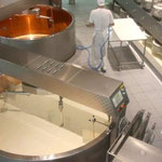 iQFood Farbe für Produktionsräume Milch, Käse, Jogurt