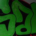 Graffiti Schutz