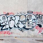 Graffiti Behandlung