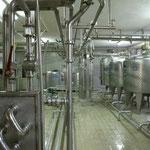 iQFood Farbe für Produktionsräume von Lebensmitteln