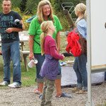 Monika Mohr-Rodin aus Hilfe für Tiere in Not Oberaula - Privatinitiative mit ihrem Glücksrad - jeder Dreh ein Gewinn!