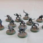 Guerriers Gobelins de la Moria SDA - Table de jeu