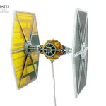 Tie Fighter de Sabine (Star Wars Rebels) - Table de jeu