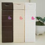 ピースプロデザインシリーズ ミルク(グロス・モイスト・カール) 各 200ml 2.300円(税抜)