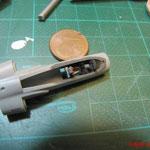 Ausbau Cockpit