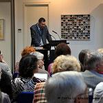 Begrüßung: Horst Schömbs, Regionaldirektor der Mainzer Volksbank