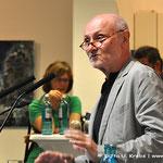 Einführung: Dr. Otto Martin, Vorsitzender Kunstverein Eisenturm Mainz e.V.