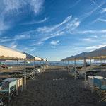 Bagno Brunella e Ada beach - La spiaggia