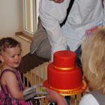 Eine Torte für die Oma