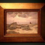 Ölgemälde im Altonaer Museum, Canon EOS 500D, Rikenon 1:1,4/55 mm