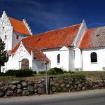 Kirche von Dalby, Insel Fünen, Canon EOS 300D, Kit-Objektiv 1:3,5-5,6/18-55 mm